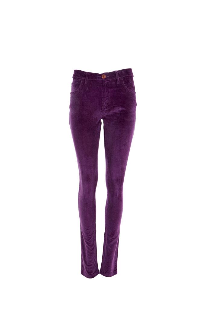Gamebirds Clothing Partridge Cord Trousers - Grape