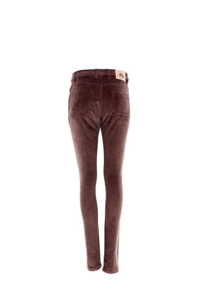 Gamebirds Clothing Partridge Cord Trousers - Coffee