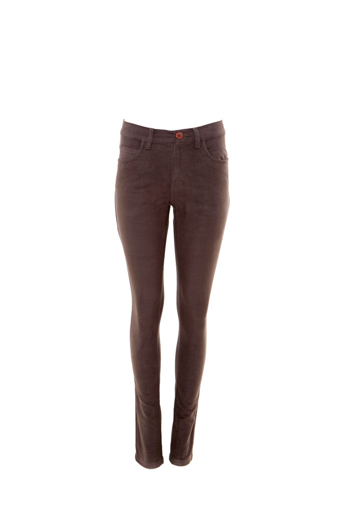 Gamebirds Clothing Moleskin Trousers - Chocolate
