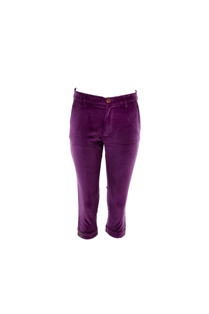 Gamebirds Clothing Woodcock Cord Breeks - Grape