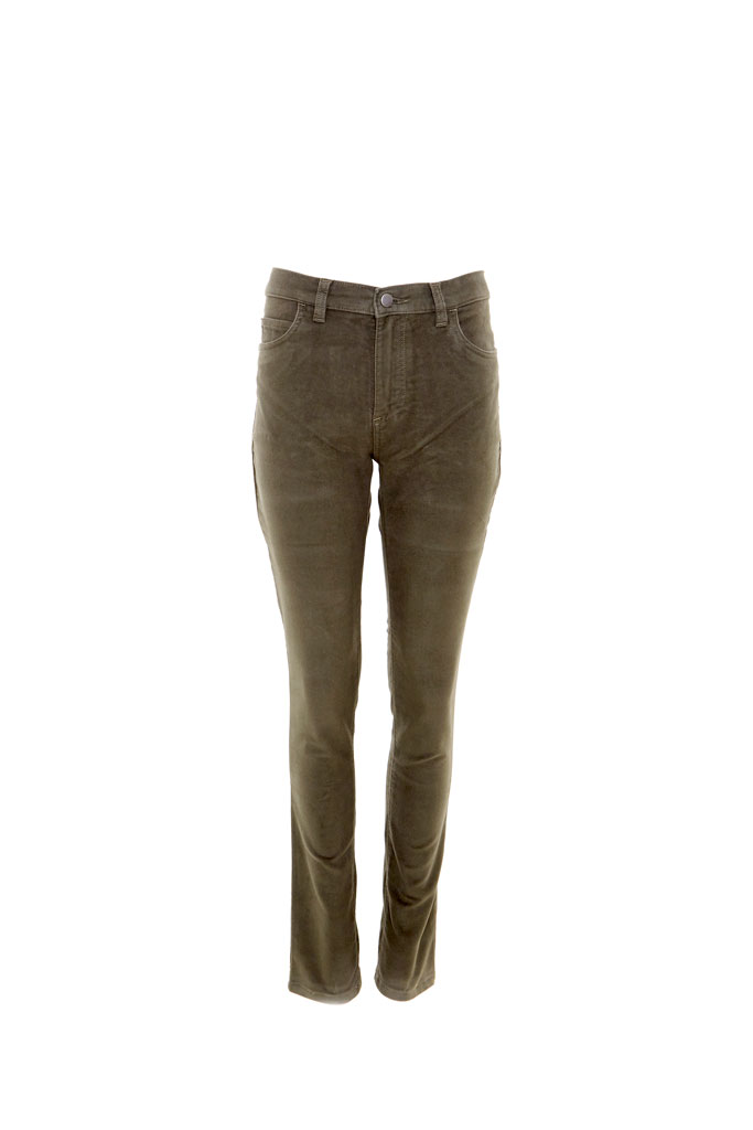 Gamebirds Clothing Moleskin Trousers - Moss
