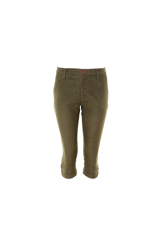 Gamebirds Clothing Grouse Moleskin Breeks - Moss