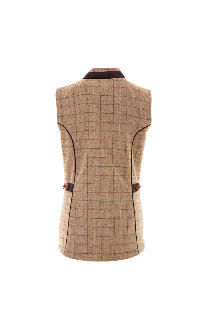 Gamebirds Clothing Tweed Waistcoat