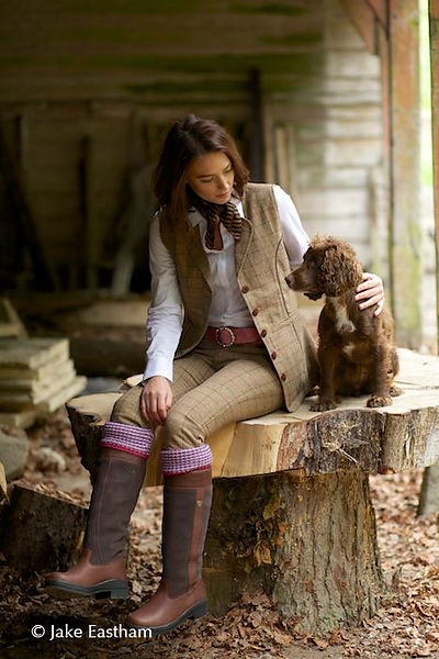 Gamebirds Clothing Tweed Breeks