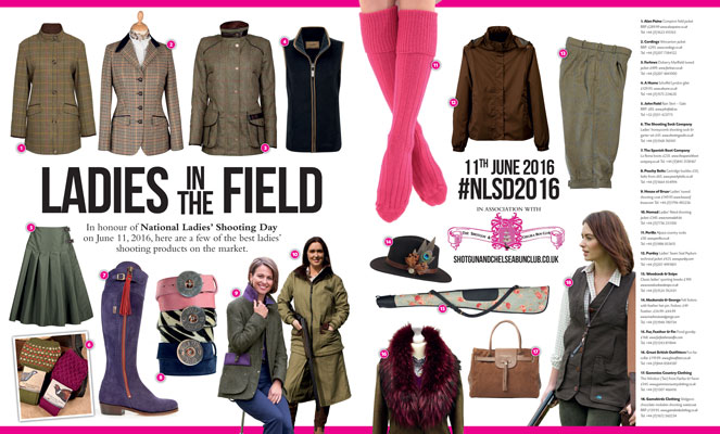 Field Sports Gamebirds Clothing