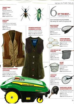 The Field Magazine Gamebirds Clothing