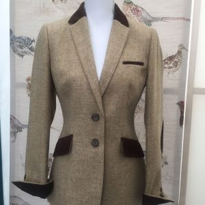 Gamebirds Clothing Ladies Curlew British Tweed Jacket