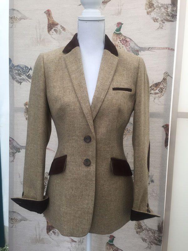 Gamebirds Clothing Ladies Curlew British Tweed Jacket
