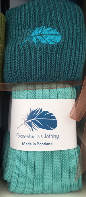 Gamebirds Clothing British Wool Lady Lomond Socks