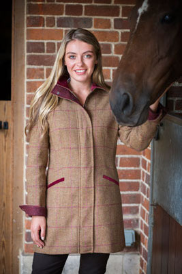 Gamebirds Clothing Kingfisher Tweed Jacket