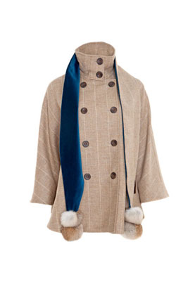 Gamebirds Clothing British Made Ladies Cape