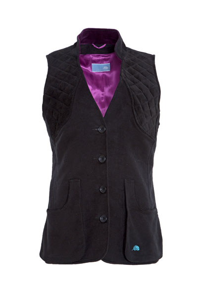 Gamebirds Clothing Pintail Moleskin Shooting Waistcoat