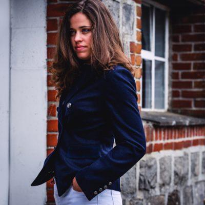 British made ladies Osprey tweed Jacket
