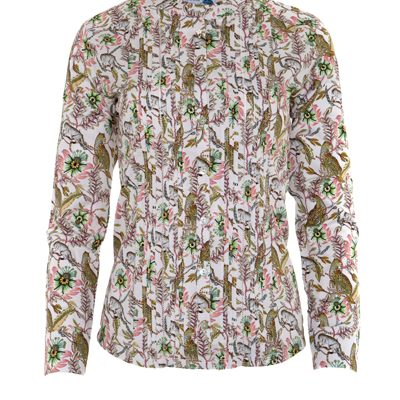 Gamebirds Clothing Jungle print shirt