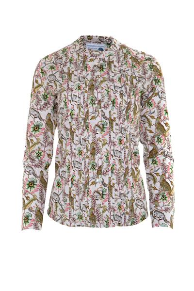 Gamebirds Clothing Jungle print shirt
