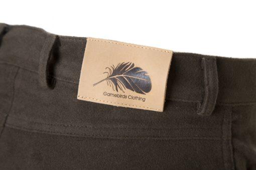 Gamebirds Clothing Ladies Moleskin Trousers
