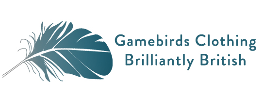 Gamebirds Clothing GDPR logo