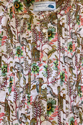 Leopard Jungle Print Shirt