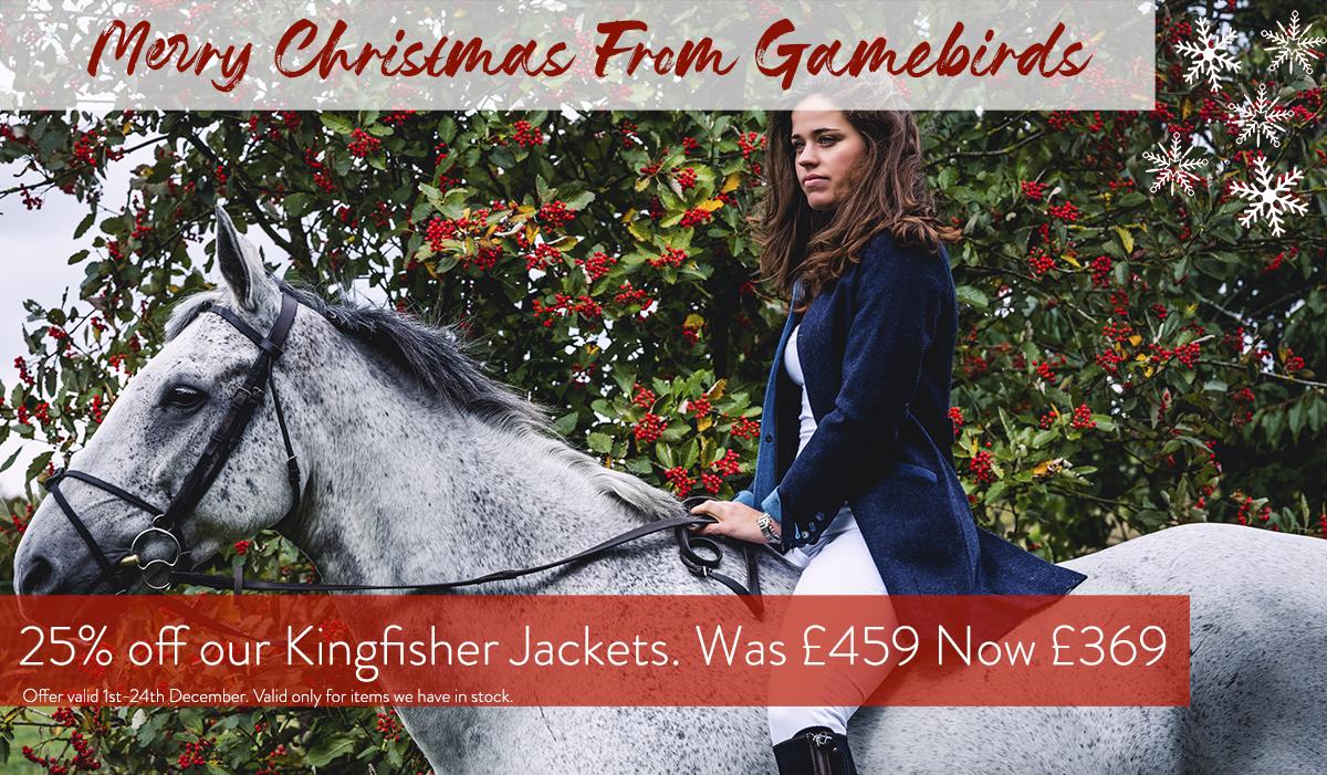 25% off Ladies tweed jackets Gamebirds Sale