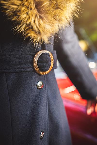 Gamebirds Clothing Merlin Cashmere Coat